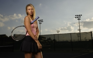 Maria Sharapova High Definition Wallpapers