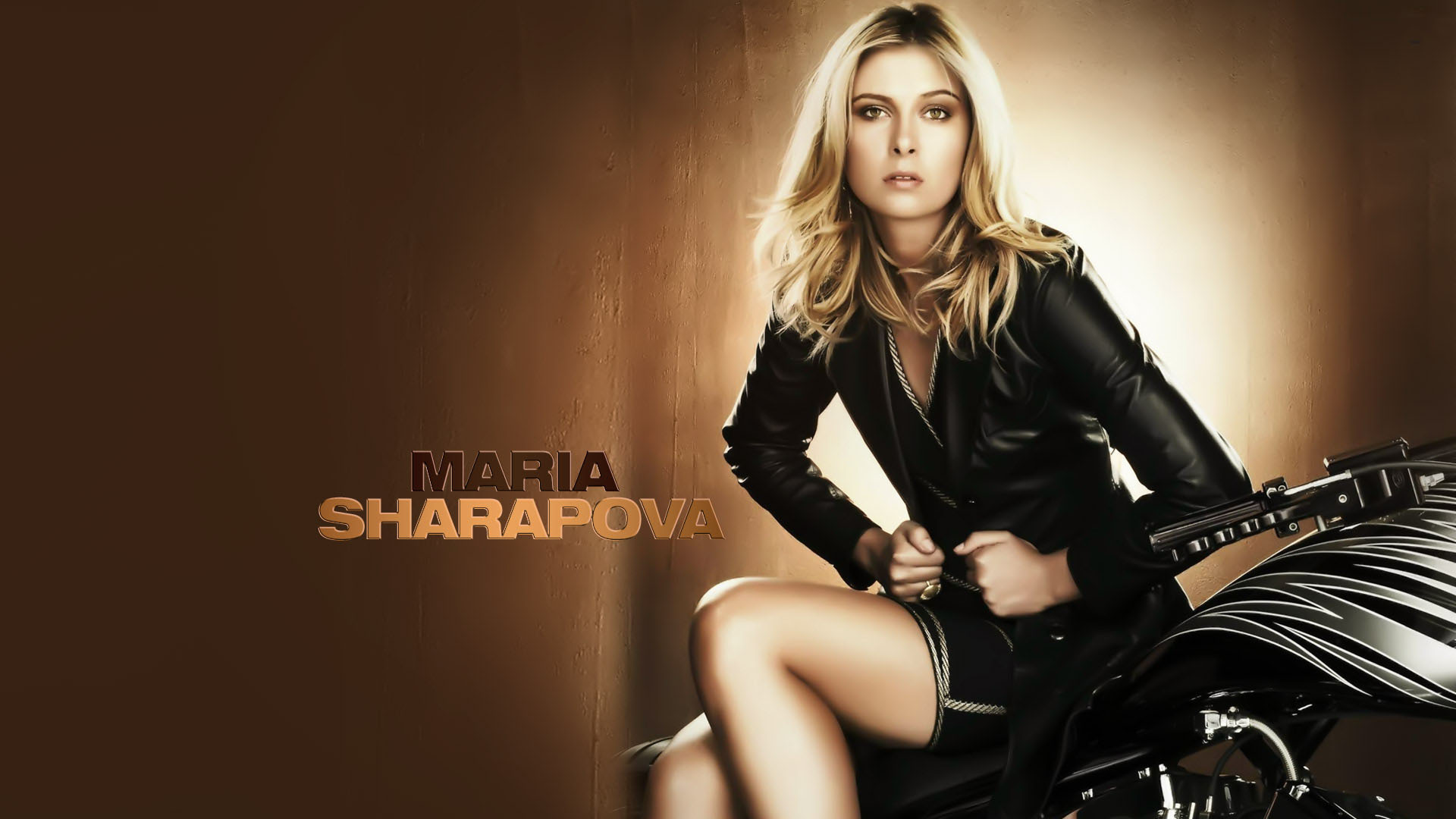 Maria Sharapova HD Wallpapers Backgrounds Wallpaper
