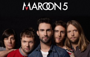 Maroon 5 HD Wallpaper