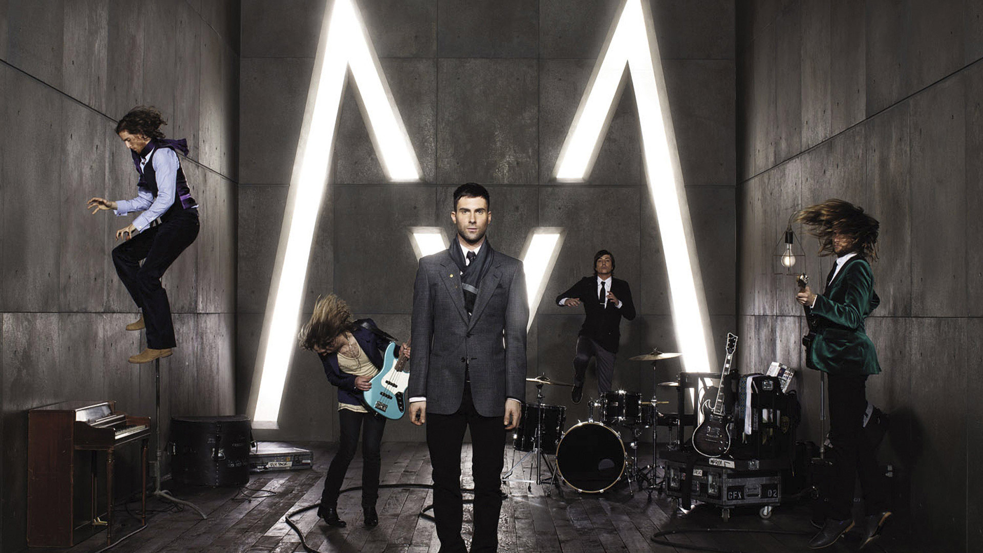 Maroon 5 Wallpaper Android