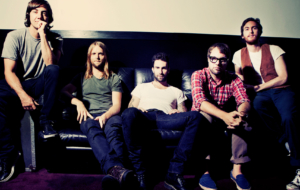 Maroon 5 Widescreen