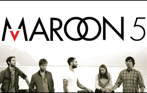 Maroon 5 For Deskto