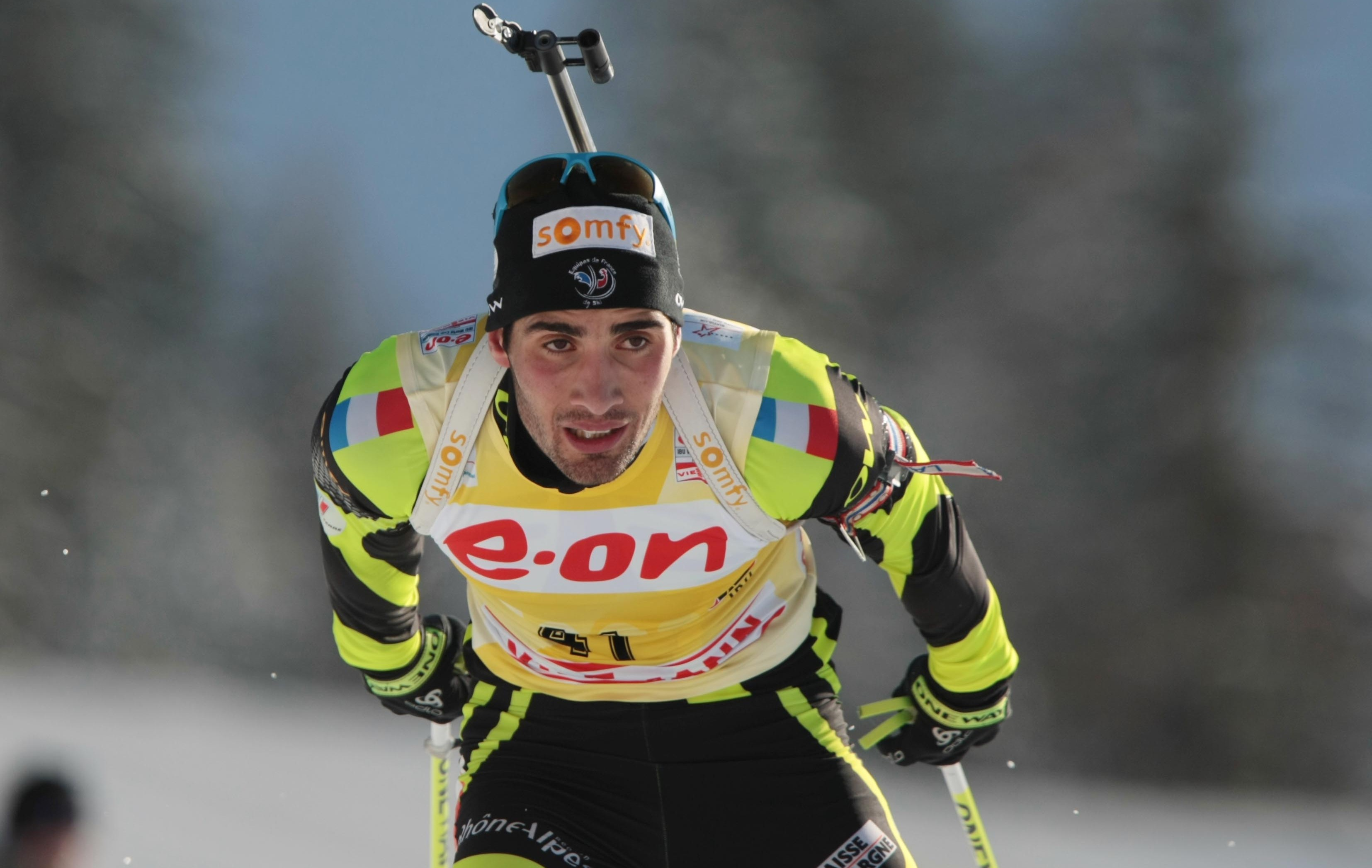 Martin Fourcade High Definition