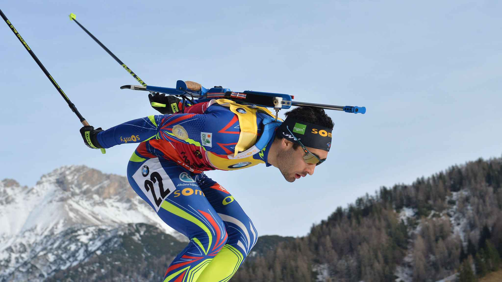 Martin Fourcade HD Wallpapers