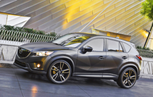 Mazda CX 5 HD Background