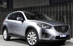 Mazda CX 5 HD Wallpaper