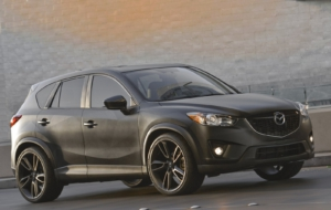 Mazda CX 5 High Definition