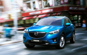 Mazda CX 5 Widescreen