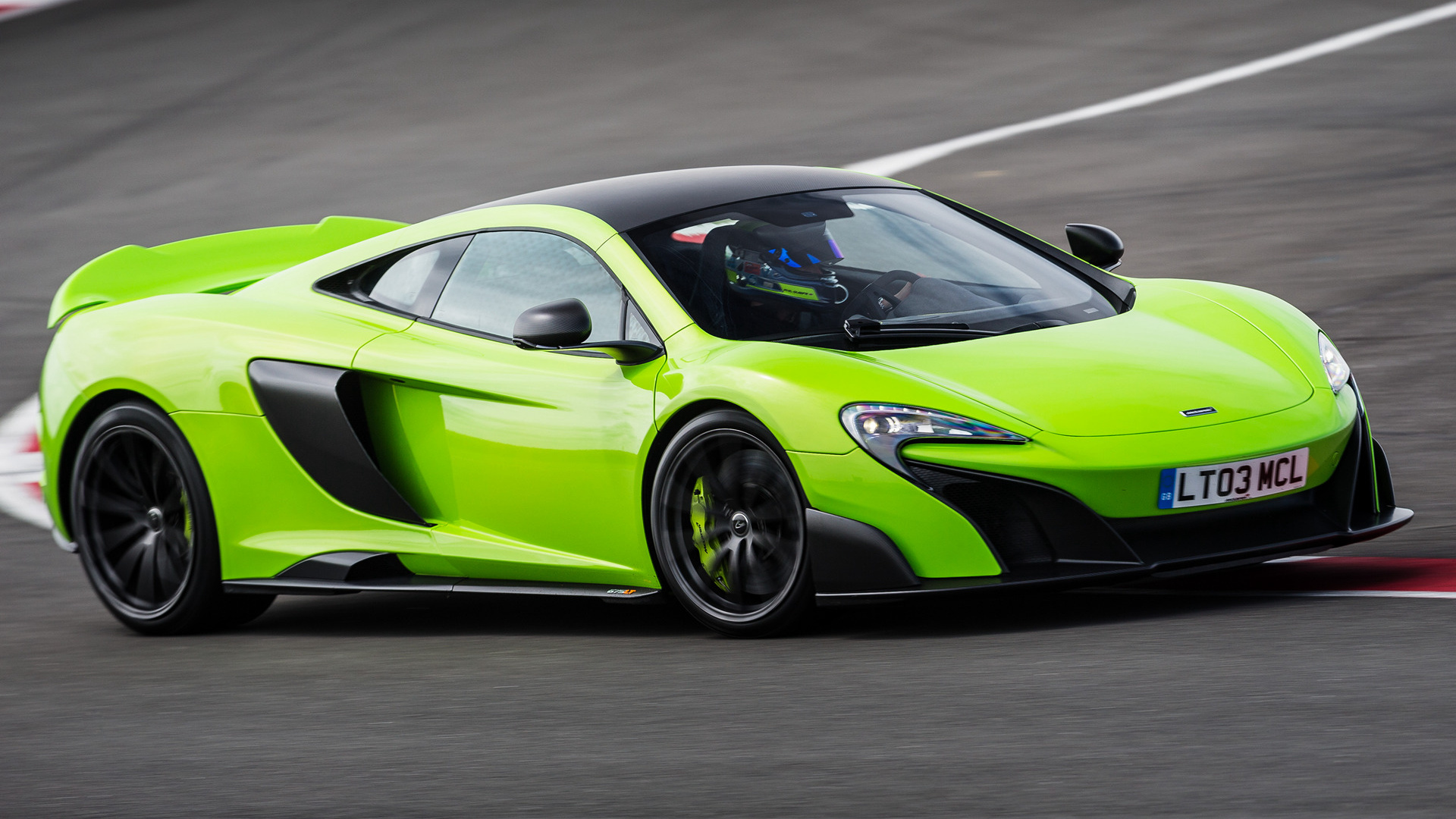 Mclaren 675lt Hd Wallpapers
