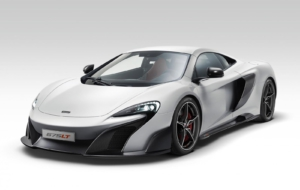 McLaren 675LT HD Wallpaper