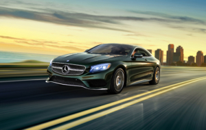 Mercedes S Class Coupe 2017 Background