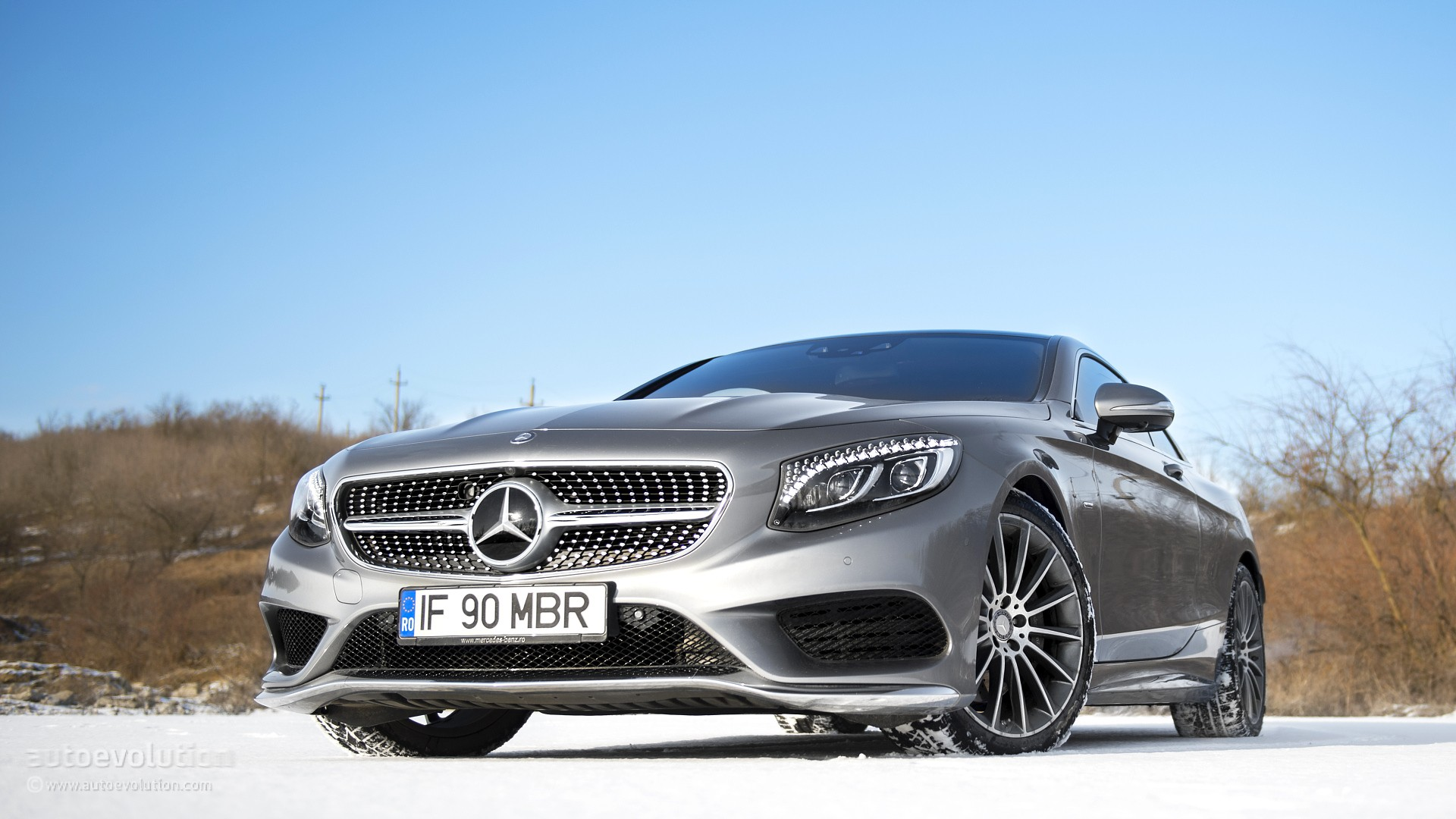 Mercedes s class coupe 2017 hd wallpapers for Mercedes benz s500 2017