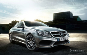 Mercedes S Class Coupe 2017 HD Desktop