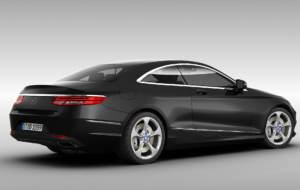 Mercedes S Class Coupe 2017 HD Wallpaper
