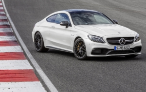 Mercedes S Class Coupe 2017 High Definition