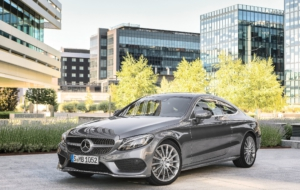 Mercedes S Class Coupe 2017 Images
