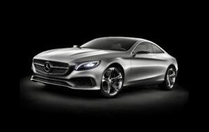 Mercedes S Class Coupe 2017 Photos