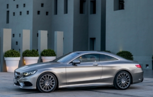 Mercedes S Class Coupe 2017 Pictures