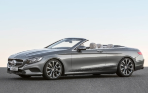 Mercedes S Class Coupe 2017 Wallpapers HD