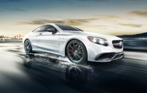 Mercedes S Class Coupe 2017 For Desktop