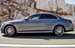 Mercedes S Class Coupe 2017 Full HD