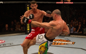 Michael Bisping Images