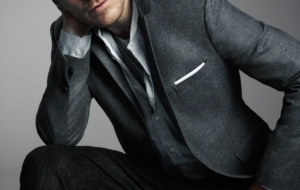 Michael Fassbender For Deskto
