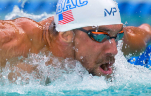 Michael Phelps Widescreen
