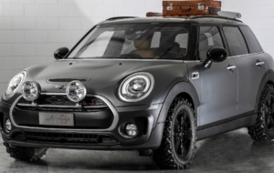 Mini Clubman 2017 High Definition
