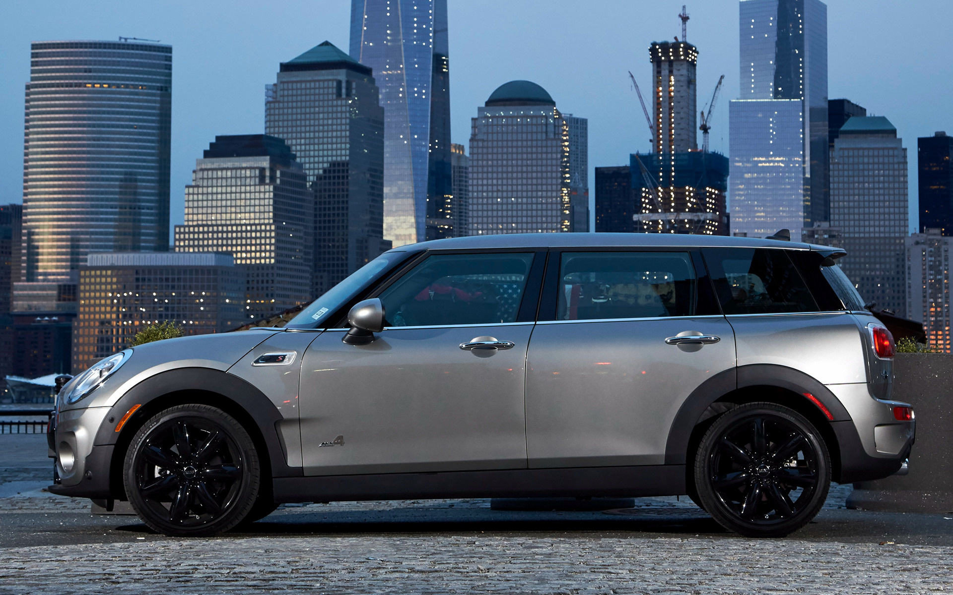 Mini Clubman 2017 High Quality Wallpapers