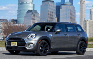 Mini Clubman 2017 Pictures