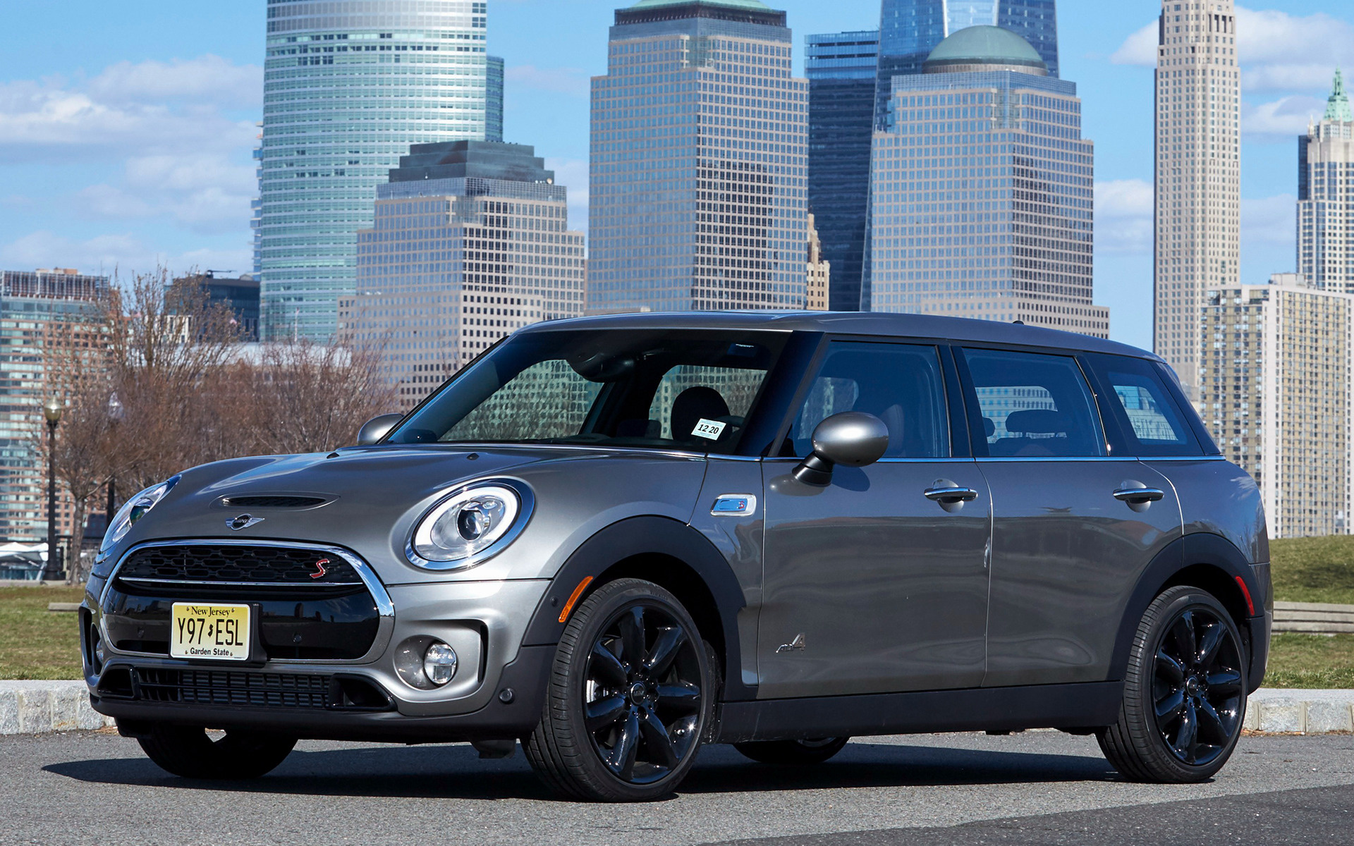 Mini Clubman 2017 Hd Wallpapers