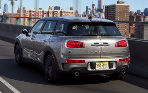 Mini Clubman 2017 Wallpapers