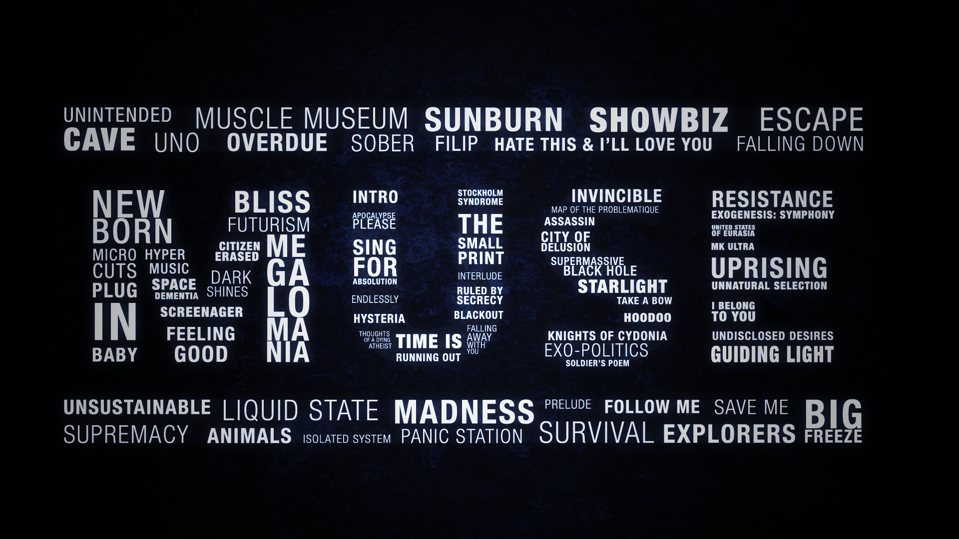 Muse Hd Wallpapers