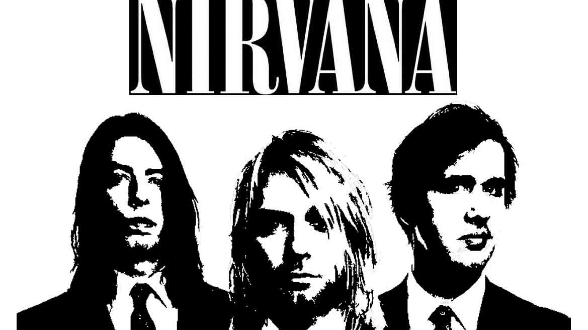 nirvana wallpapers for iphone 5