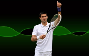 Novak Djokovic HD Background