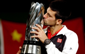 Novak Djokovic For Deskto