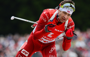 Ole Einar Bjoerndalen HD Wallpaper