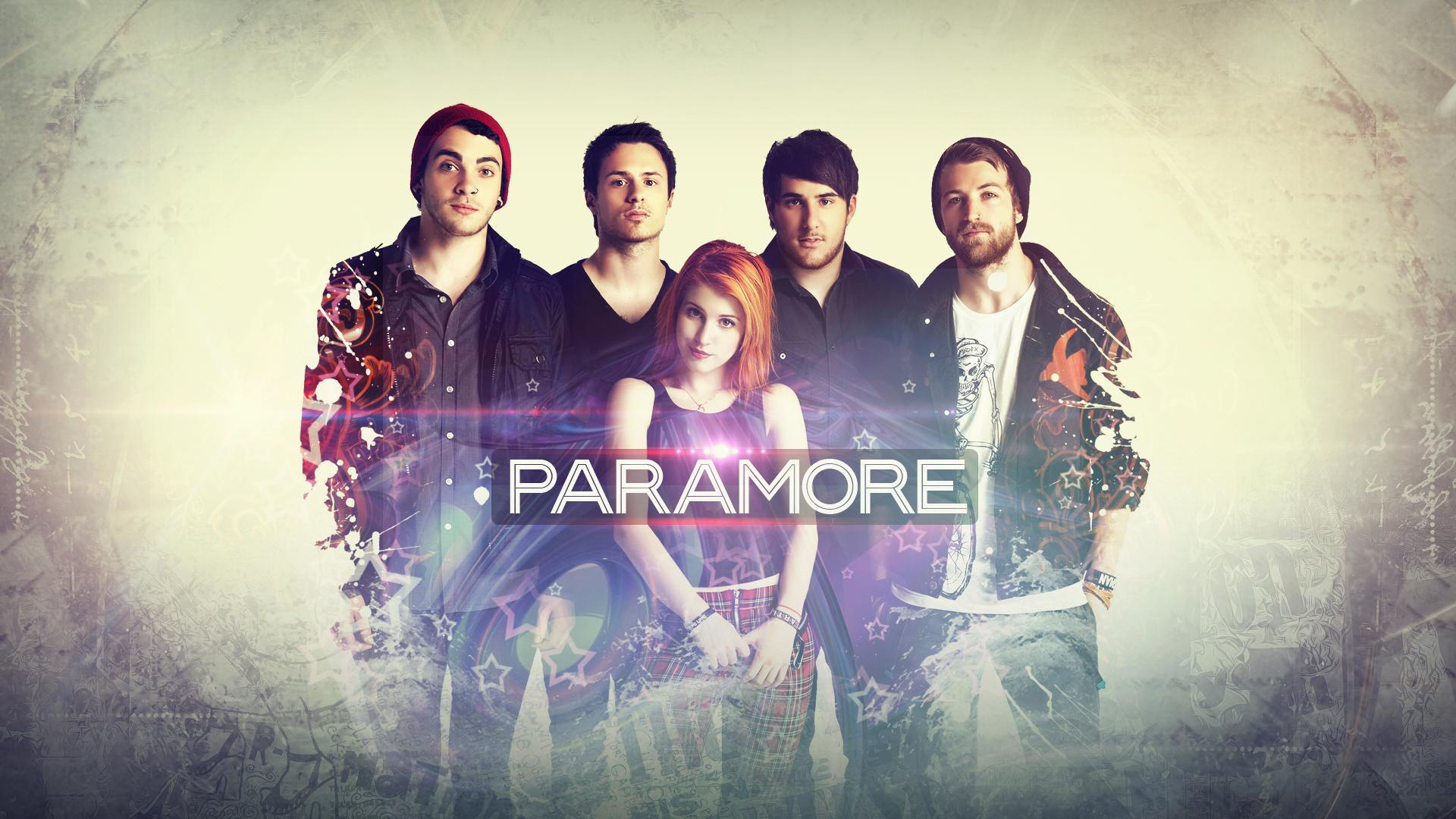 Wallpapers HD Paramore Widescreen
