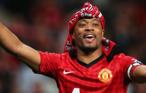 Patrice Evra Pictures