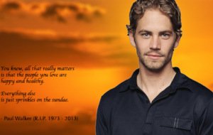 Paul Walker HD Deskto
