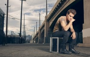 Paul Wesley Wallpaper