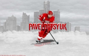 Pavel Datsyuk For Deskto