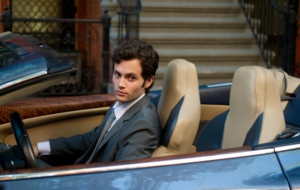Penn Badgley HD Deskto