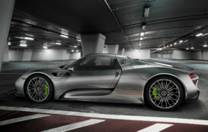 Porsche 918 Spyder 2017 Background