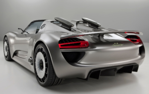 Porsche 918 Spyder 2017 Photos