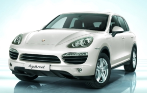 Porsche Cayenne 2017 High Definition