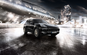 Porsche Cayenne 2017 Full HD