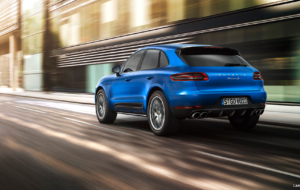 Porsche Macan Background