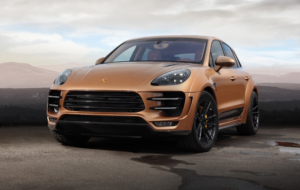 Porsche Macan High Definition